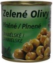 Plněné olivy Fine Life