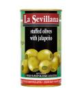 Plněné olivy La Sevillana