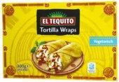 Tortilly plněné mražené El Tequito