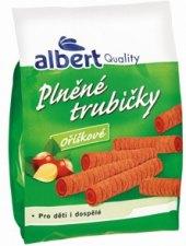 Trubičky plněné Albert Quality