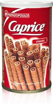 Trubičky plněné Caprice Papadopoulos - dóza