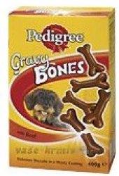 Pamlsky pro psy Gravy Bones Pedigree