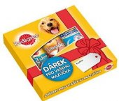 Pamlsky pro psy vánoční balíček Pedigree