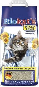 Stelivo pro kočky Biokat's Gimpet