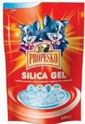 Stelivo pro kočky Silica Gel Propesko