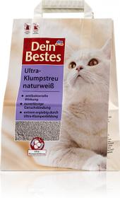 Stelivo pro kočky Dein Bestes