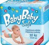 Podložky přebalovací BabyBaby Soft
