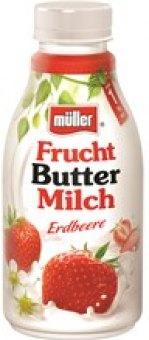 Nápoj podmáslí Müller