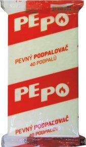 Podpalovač pevný Pe-Po