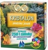 Podzimní hnojivo Kristalon
