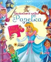 Pohádková kniha Popelka s puzzle