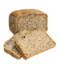 Chléb pohankový s ořechy