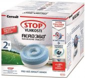 Pohlcovač vlhkosti Aero 360° Ceresit - náhradní tablety