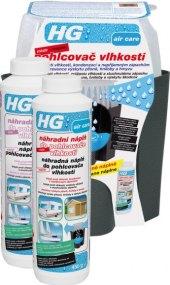 Pohlcovač vlhkosti HG - náplň