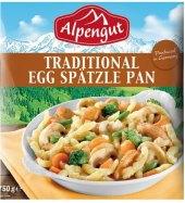 Pokrmy na pánev mražené Alpengut