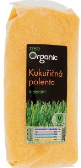Polenta Tesco Organic