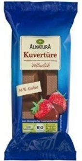 Poleva čokoládová Alnatura