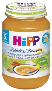 Dětská polévka Bio HiPP