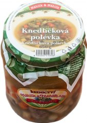 Polévka knedlíčková Řeznictví Kněždub Náhlík&Náhlík