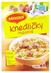 Instantní polévka Knedlíčky Maggi