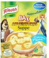 Instantní polévky Max Knorr