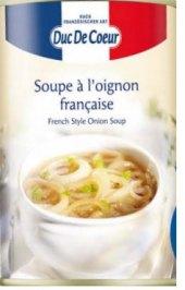 Polévka na francouzský způsob Duc De Coeur