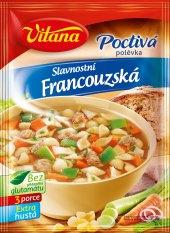 Instantní polévky Poctivá polévka Vitana