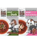 Polévka pro kočky a psy Huhubamboo
