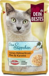 Polévka pro kočky Dein Bestes