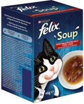 Polévka pro kočky Felix Purina