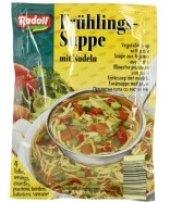Instantní polévky Radolf
