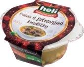 Polévka s játrovými knedlíčky Heli