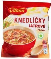 Instantní polévky s knedlíčky Vitana