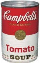 Polévka v konzervě Campbell's