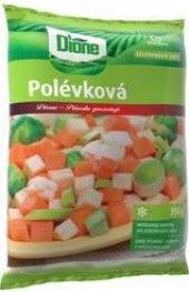 Zelenina polévková mražená Dione