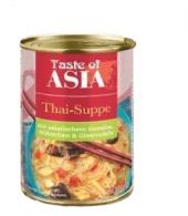 Polévky v konzervě Taste of Asia