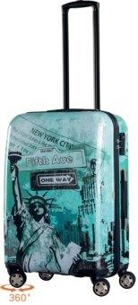 Cestovní polykarbonový kufr Topmove