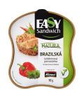 Pomazánka fazolová Brazilská Natura Easy Sandwich Hamé