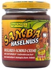 Lískooříšková pomazánka Samba bio Rapunzel