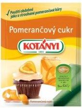 Pomerančový cukr Kotányi