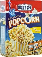 Popcorn do mikrovlnky Mcennedy