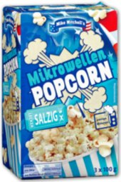 Popcorn do mikrovlnky Mike Mitchell's