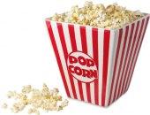 Popcorn sladký v kelímku