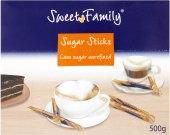 Porcovaný třtinový cukr Sweet Family
