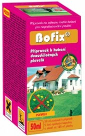 Postřik proti plevelu Bofix Nohel Garden