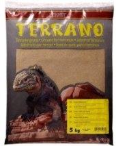Písek do terárií pouštní Terrano