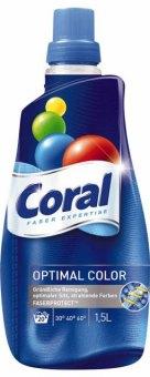 Prací gel Coral