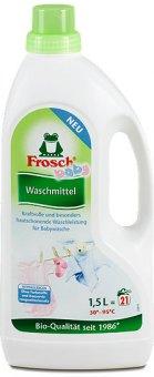 Prací gel na kojenecké prádlo Frosch