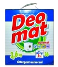Prací prášek Deomat