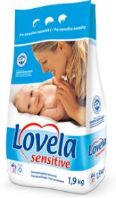 Prací prášek Lovela